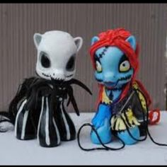 Jack and sally ponies!!