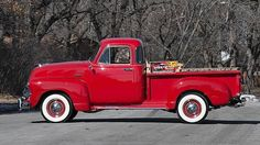 1954 Chevrolet 3100 Pickup Maintenance/restoration of old/vintage vehicles: the material for new cogs/casters/gears/pads could be cast polyamide which I (Cast polyamide) can produce. My contact: tatjana.alic@windowslive.com