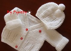 alegria e doçura no tricô para bebês