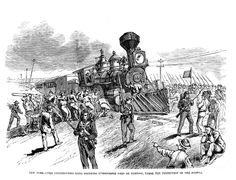 In the end, workers eventually gave up, but had long lasting ill feelings toward Hayes for his action. The railroad strike of 1877 failed, but worker's demands were still met.