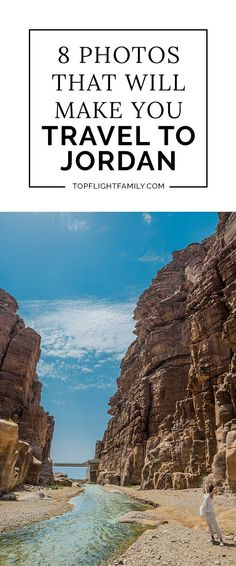 Jordan is a safe and hospitable country in the Middle East. Those who travel to Jordan will discover lost cities, epic adventures, and life changing views.