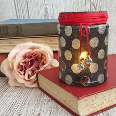 Check out this item in my Etsy shop https://www.etsy.com/uk/listing/501444718/jar-lamp-polka-dot-ladybird-ladybug