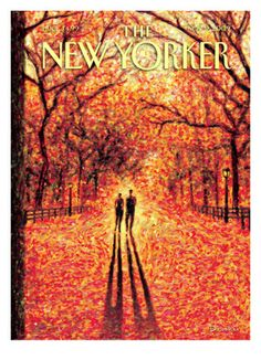 The New Yorker Cover - November 9, 2009 by Eric Drooker. Giclee print from Art.com.
