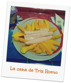 www.secomer.com La cena de Triz. pechuga de pavo y manga. #healthylifestyle #healthfood #comidasana #perderpeso