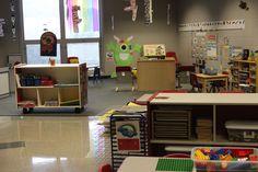Aspirus child care room