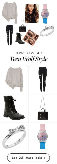 """A Dream Come True"" by jessabrahams96 on Polyvore featuring T By Alexander Wang, Topshop, Yves Saint Laurent, May28th, Kate Spade, women's clothing, women's fashion, women, female and woman"