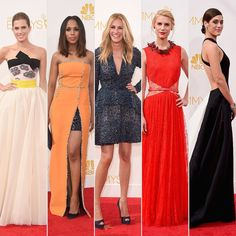 Pin for Later: Gorgeous Gowns, Memorable Speeches, and More Highlights From the Emmys