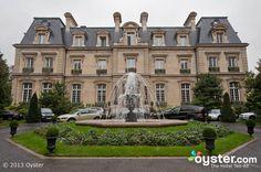 Stay at a French Chateau in Paris:  Saint James Paris, 16th and 17th Arrondissements (Bois de Boulogne), Paris, France