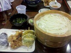 Japanese Udon, Html, Spaghetti, Ethnic Recipes, Food, Meals, Yemek, Noodle, Eten