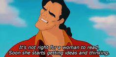 Wow, Disney can be deep.