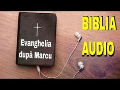 🎙🎚 BIBLIA AUDIO DRAMATIZATA // Evanghelia Marcu - romana - YouTube Audio, Letter Board, Lettering, Youtube, Blog, Bible, Blogging, Letters, Texting