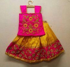 Designer Kids Lahenghas | Buy online Kids Wear | Elegant Fashion Wear