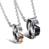 I think you'll like Stainless Steel ***** 2 piece Set ***** High Quality Pendants Necklace. Add it to your wishlist! http://www.wish.com/c/54e7850880512b3a59067484