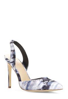 watercolor heels