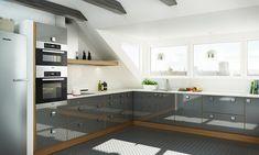 Huseby Kjøkken Signatur Salsa Kitchen Island, Kitchen Cabinets, Salsa, Home Decor, Island Kitchen, Decoration Home, Room Decor, Kitchen Base Cabinets, Salsa Music