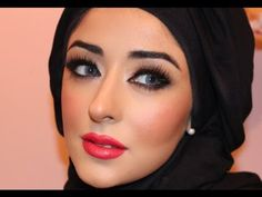 Simple Makeup Tips  For Hijab Wearing Girls