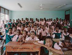 Credit: Julian Germain School Kuramo Junior College, Victoria Island, Lagos, Nigeria Fertility rate 5...