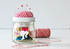 10 Creative Gifts That Come in a Jar  http://www.brit.co/10-gifts-in-a-jar/