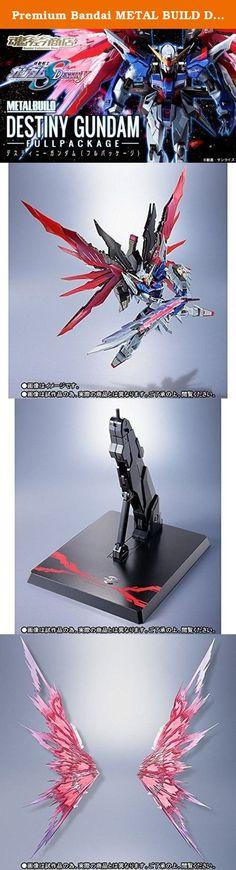 Premium Bandai METAL BUILD Destiny Gundam Gundam Seed Destiny (full package) Action Figure.