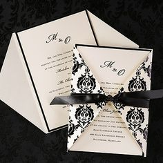 51 best black wedding invitations images on pinterest invitation