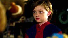 """What's the deal with that creepy boy at the doll factory? 