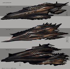 68 ideas for science fiction alien space ship Alien Spaceship, Spaceship Design, Concept Ships, Concept Art, Alien Ship, Starship Concept, Sci Fi Spaceships, Sci Fi Ships, Science Fiction Art