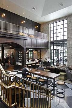 Oxford Exchange offers slice of sophistication in downtown Tampa, FL