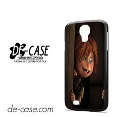 Disney Up Movie Carl And Ellie Young DEAL-3445 Samsung Phonecase Cover For Samsung Galaxy S4 / S4 Mini