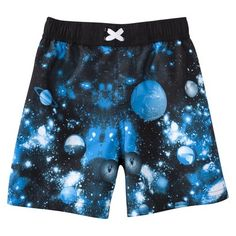 I want these for Julian SO bad!! No telling what size he'll be in by summer ):  Circo® Infant Toddler Boys Swim Beach Trunk - Blue