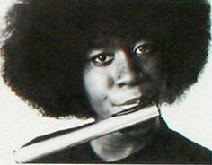 Legendary flutist Bobbi Humphrey. She came up in the 70s, on Blue Note, produced…