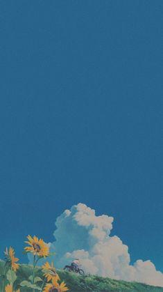 aesthetics 🌸 // lockscreens for you ✨ Anime Scenery Wallpaper, Iphone Background Wallpaper, Aesthetic Pastel Wallpaper, Aesthetic Backgrounds, Aesthetic Wallpapers, Wallpaper Lockscreen, Wallpaper Quotes, Aesthetic Stickers, Pastel Lockscreen