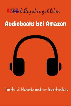 Sparen mit Amazon Teil 6 Audible Hoerbuecher - Hol dir deine 2 kostenlosen Hoerbuecher. #UsaBilligAberGutLeben
