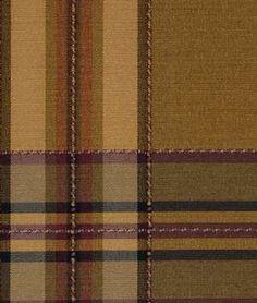 Robert Allen Tulcan Plaid Jewel Fabric - $30.75 | onlinefabricstore.net
