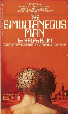 The Simultaneous Man, book cover