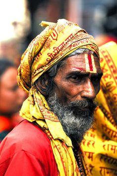 Sadhu by Pocan Valentin on 500px