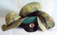Border Guard, Army Police, Warsaw Pact, Army Hat, Soviet Army, Afghanistan War, Cold War, Headgear, Tactical Gear