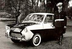 DAF Police car 1950s, The Netherlands