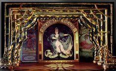 Image result for vaudeville set