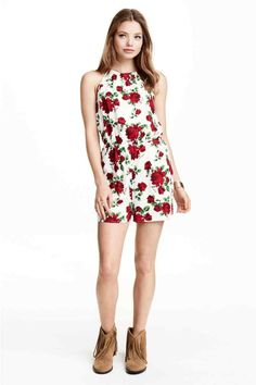 Image result for rose dress h&m