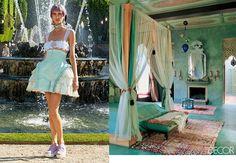 Chanel Resort 2013 and Elle Decor