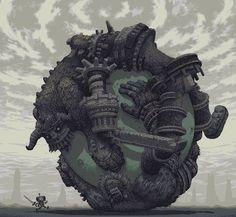 Katamari of the Colossus