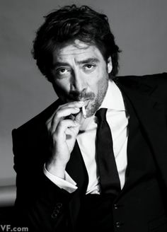Nigel PARRY :: Javier Bardem