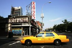 Top 5 Delis -- New York Visitor's Guide -- New York Magazine