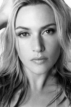 Kate Winslet - she's funny, honest and naturally beautiful