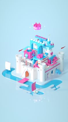 Wonder World on Behance