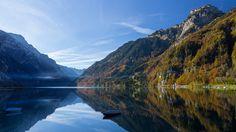Lake at Klöntal, Glarus, Switzerland - Schaepman & Habets Photographers