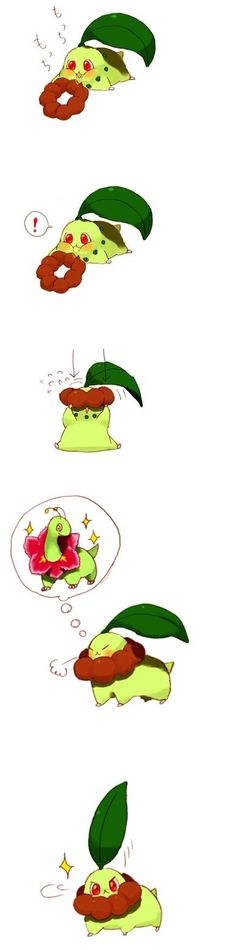 There are some pokémon that can't hardly wait to evolve, and will do anything to reach the next level.