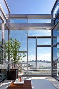 Jean Nouvel Apartment - Chelsea