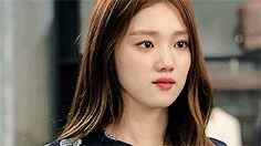 Seokjin, Lee Sung Kyung, Bok Joo, Actors & Actresses, Kdrama, Asian Girl, Female, Celebrities, Gifs