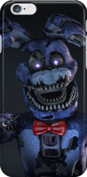 FNAF Nightmare Bonnie Snap Case for iPhone 6 & iPhone 6s